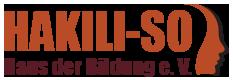 Hakili-So / Haus der Bildung e. V. Logo