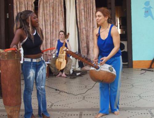 Kulturaustauschprojekt mit Bolgatanga