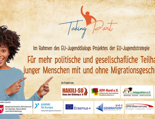 TAKING PART (Strukturierter Dialog)